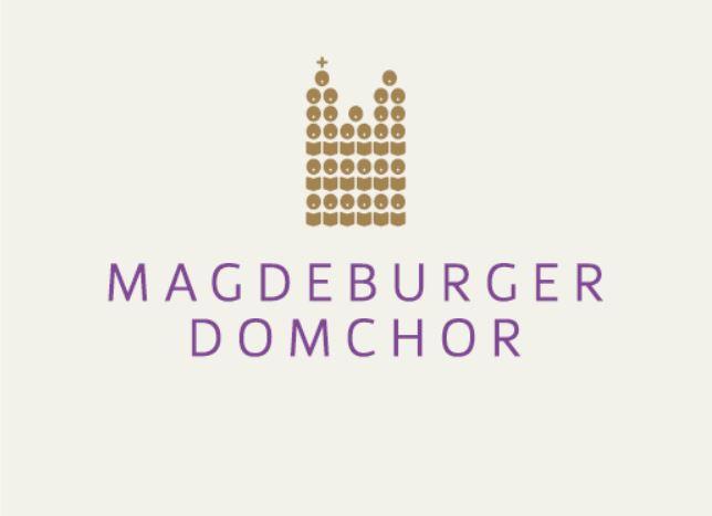Magdeburger Domchor Logo Ausgezeichnet Mit Dem Red Dot Award 2017